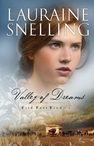 9781410441799: Valley of Dreams (Wild West Wind)