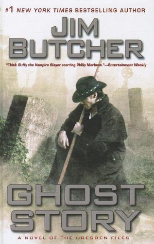 9781410442093: Ghost Story: A Novel of the Dresden Files
