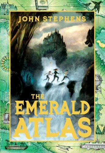9781410442345: The Emerald Atlas (Thorndike Press Large Print Literacy Bridge Series)