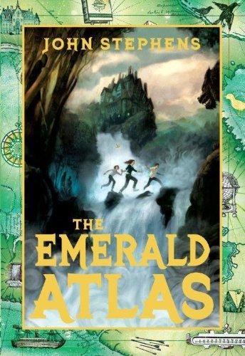 9781410442345: The Emerald Atlas