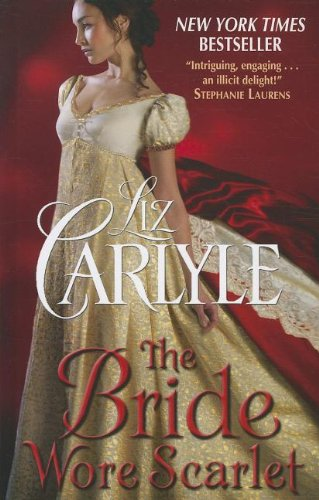 9781410442383: The Bride Wore Scarlet (Thorndike Core)