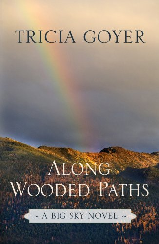 9781410442529: Along Wooded Paths (Thorndike Press Large Print Christian Fiction)