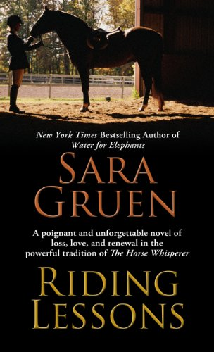 Riding Lessons (Thorndike Famous Authors) (1410442632) by Sara Gruen