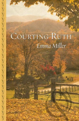 9781410442802: Courting Ruth (Hannah's Daughters: Thorndike Press Large Print Gentle Romance)