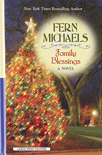 9781410442826: Family Blessings (Thorndike Press Large Print Famous Authors Series)