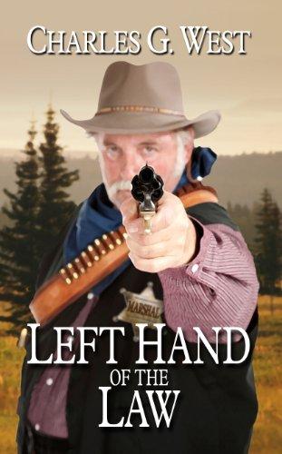 9781410443083: Left Hand of the Law (Ada's House Novel)