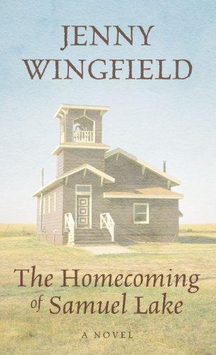 9781410443311: The Homecoming of Samuel Lake (Wheeler Large Print Book Series)