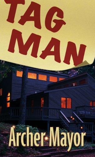 9781410443342: Tag Man (Thorndike Press Large Print Crime Scene)