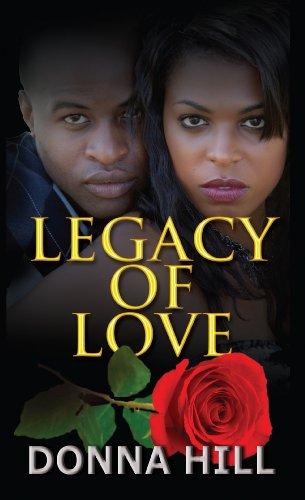 9781410443359: Legacy of Love (Thorndike Press Large Print African-american)