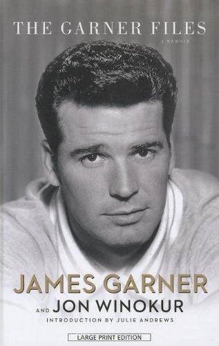 9781410443373: The Garner Files: A Memoir (Thorndike Press Large Print Biography Series)