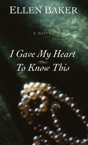 9781410443489: I Gave My Heart to Know This (Wheeler Hardcover)