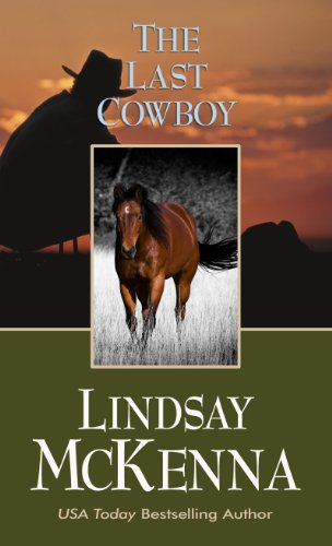 9781410443533: The Last Cowboy (Thorndike Romance)