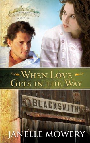 9781410443717: When Love Gets in the Way (Colorado Runaway)