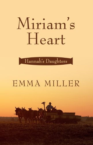 9781410443779: Miriam's Heart (Hannah's Daughters: Thorndike Press Large Print Clean Reads)