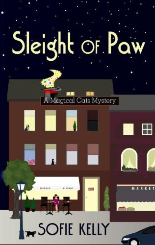 9781410443892: Sleight Of Paw (A Magical Cats Mystery)