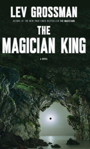 9781410443984: The Magician King (Thorndike Reviewers' Choice)