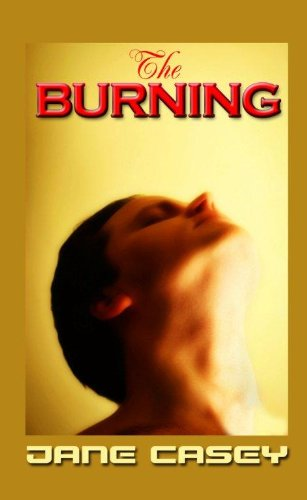 9781410444035: The Burning (Thorndike Large Print Crime Scene)