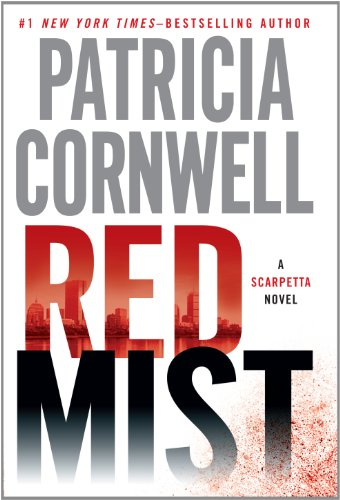 9781410444059: Red Mist (Kay Scarpetta Mysteries)