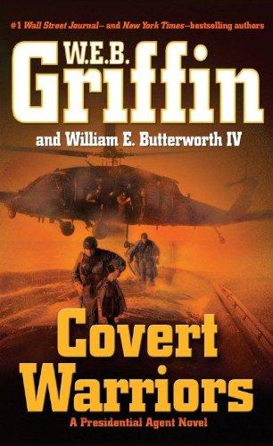 9781410444097: Covert Warriors (Presidential Agent Novels)