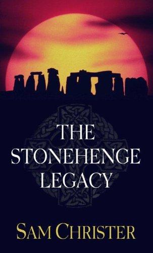 The Stonehenge Legacy (Thorndike Press Large Print Thriller): Sam Christer