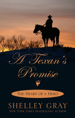A Texan's Promise (Thorndike Christian Fiction): Gray, Shelley