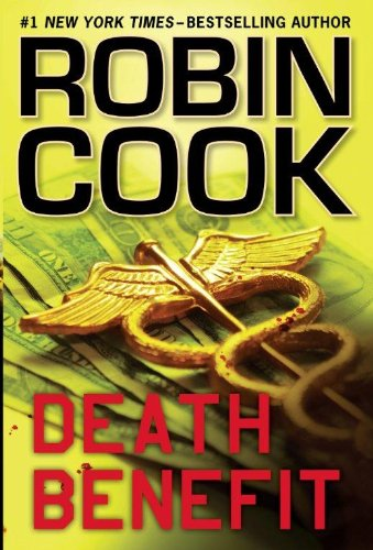 9781410444943: Death Benefit (Thorndike Press Large Print Basic Series)