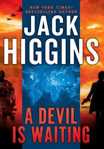 A Devil Is Waiting (Thorndike Core): Higgins, Jack