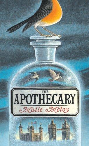 9781410445049: The Apothecary (Thorndike Press Large Print Literacy Bridge Series)
