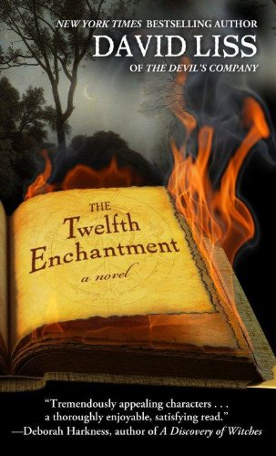 The Twelfth Enchantment (Wheeler Large Print Book Series): Liss, David
