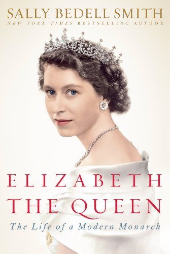 9781410445278: Elizabeth the Queen: Inside the Life of a Modern Monarch (Thorndike Press Large Print Biography Series)