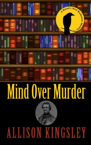 9781410445360: Mind Over Murder (A Raven's Nest Bookstore Mystery)