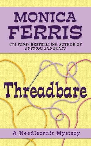 9781410445391: Threadbare (Thorndike Press Large Print Mystery Series)