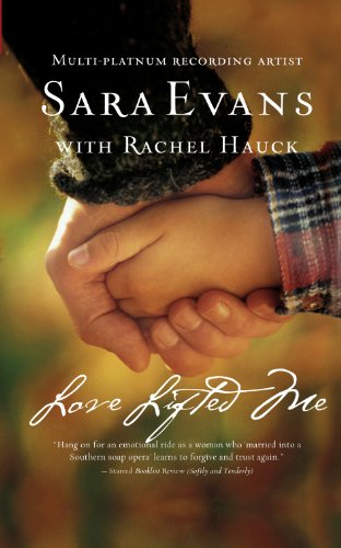 Love Lifted Me (Thorndike Press Large Print Christian Fiction): Hauck, Rachel, Evans, Sara