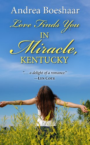9781410445803: Love Finds You in Miracle Kentucky (Thorndike Press Large Print Christian Romance)
