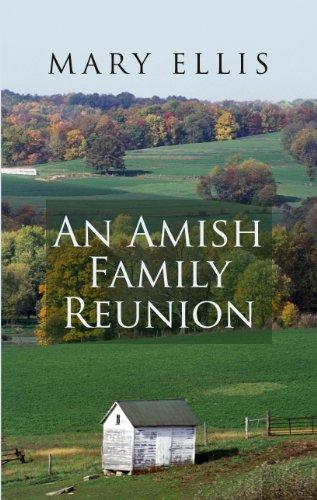 9781410445810: An Amish Family Reunion (Thorndike Christian Romance)