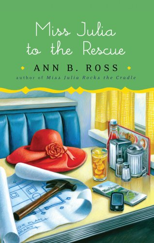 9781410445919: Miss Julia to the Rescue (Thorndike Press Large Print Core Series)