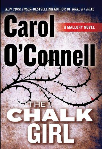 9781410445940: The Chalk Girl (Mallory Novel)