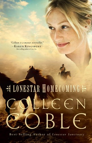 Lonestar Homecoming (Thorndike Press Large Print Christian Mystery): Coble, Colleen