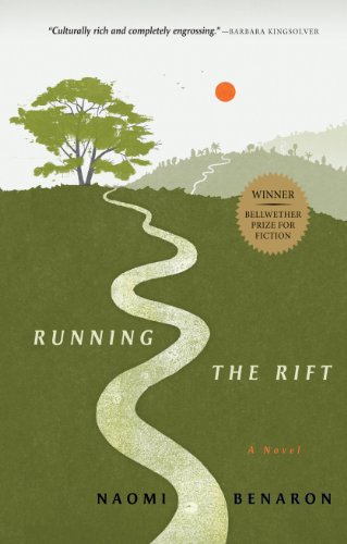 9781410446176: Running the Rift (Thorndike Press Large Print Core)