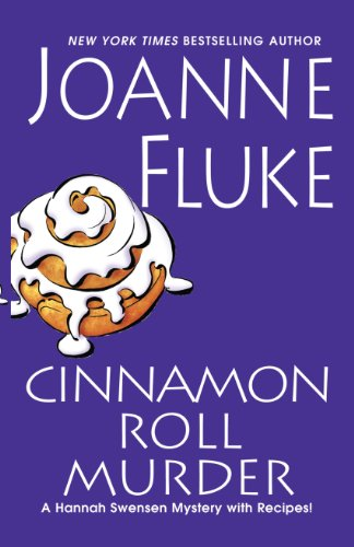 9781410446190: Cinnamon Roll Murder (Hannah Swensen Mystery: Thorndike Press Large Print Mystery)