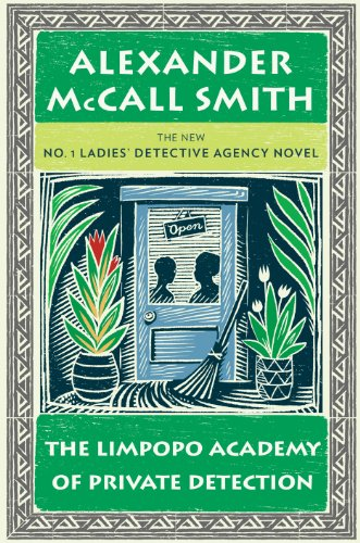 9781410446367: The Limpopo Academy of Private Detection (Wheeler Large Print Book Series)
