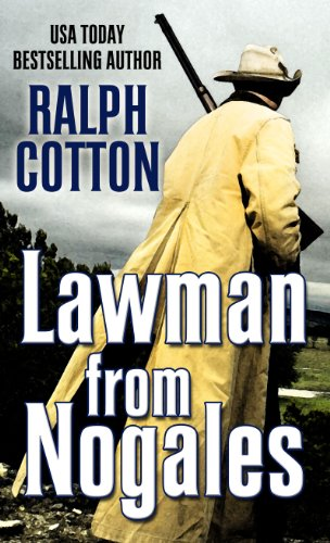 9781410446480: Lawman from Nogales (Thorndike Large Print Western Series)