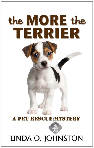 9781410446565: The More The Terrier (A Pet Rescue Mystery)