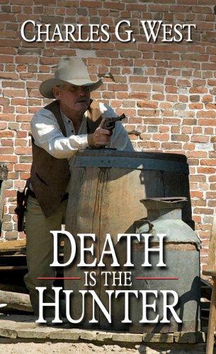 9781410446855: Death is the Hunter (Thorndike Western I)