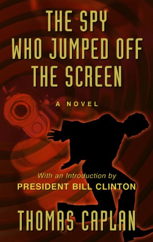 9781410447005: The Spy Who Jumped Off the Screen (Thorndike Thrillers)