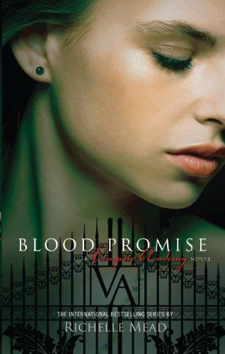 9781410447050: Blood Promise (Thorndike Press Large Print Literacy Bridge Series)