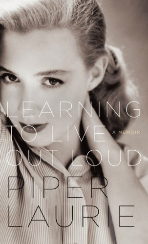 9781410447135: Learning to Live Out Loud (Thorndike Press Large Print Biography Series)