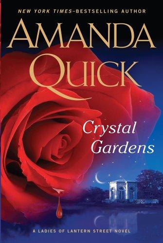9781410447203: Crystal Gardens (Thorndike Press Large Print Basic Series)