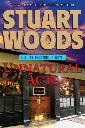 9781410447210: Unnatural Acts (Stone Barrington: Thorndike Press Large Print Basic)