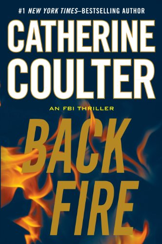 9781410447241: Backfire (Thorndike Press Large Print Basic - FBI Thriller)